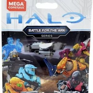 HALO Mega Construx Battle For the Ark Series Minif